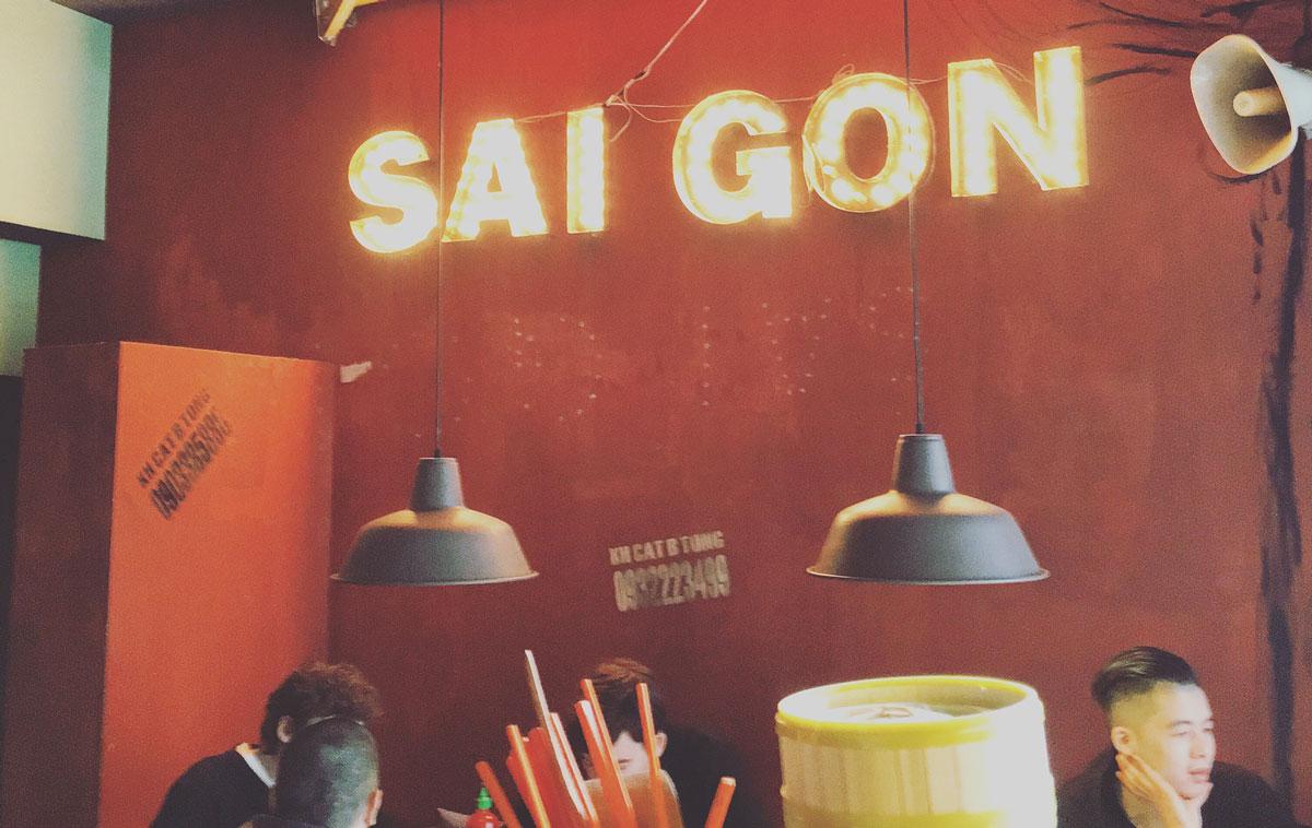 Tauche mit uns in den verruchten Street-Food-Markt von Saigon ein - mitten in Berlin!