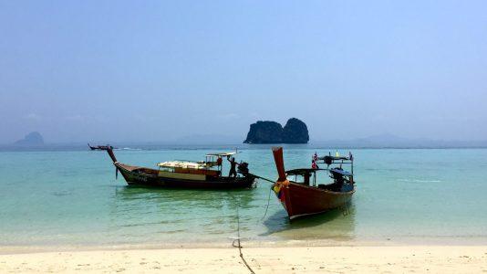 Strand auf Koh Lanta