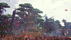 Festival Goals - Tomorrowland