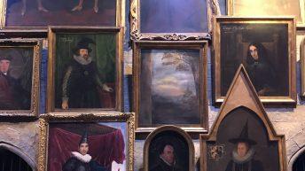 Alle lebendigen Gemälde aus Hogwarts sind echte Kunstwerke