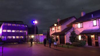 Das Haus der Dursleys und der fahrende Ritter