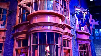 Weasleys' Wizard Wheezes in voller Pracht