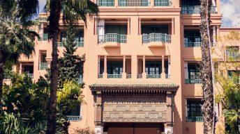 Das Hotel La Mamounia - Marrakesch