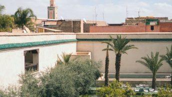 Jardin Secret - Marrakesch