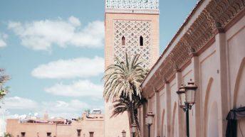 Altstadt von Marrakesch