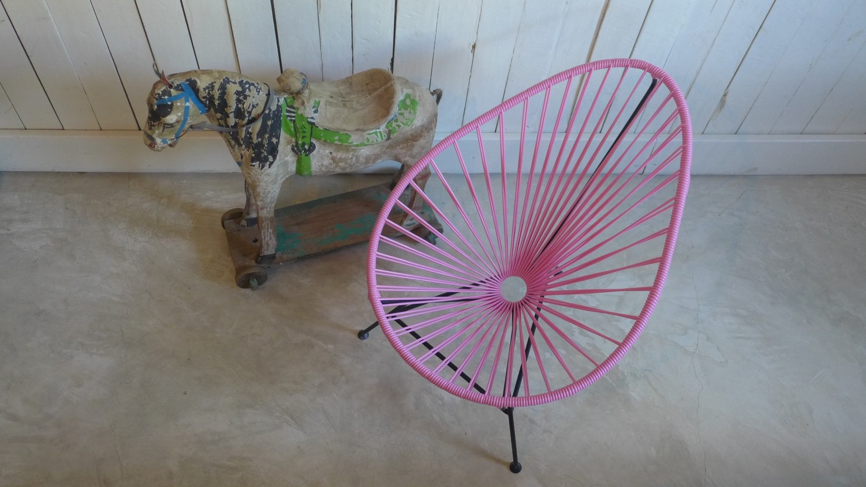 Der neue Acapulco Mini Chair