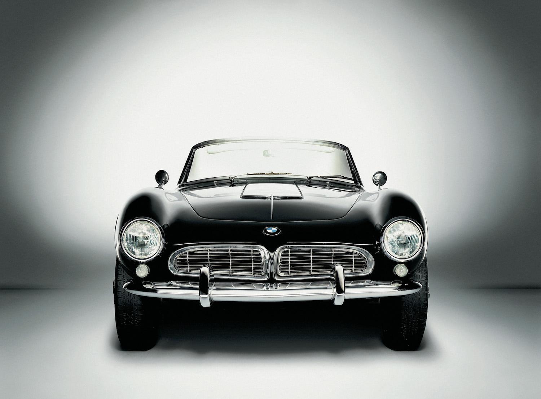 """Der """"BMW 507"""" aus dem Jahr 1957. Quelle: BMW"""