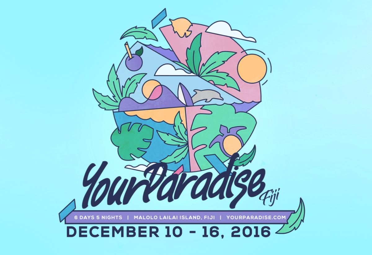 Offilzieller Aufmacher von Your Paradise 2016