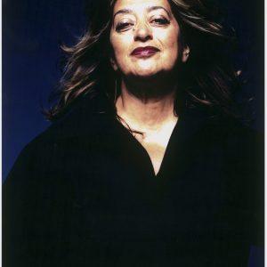 Die späte Zaha Hadid