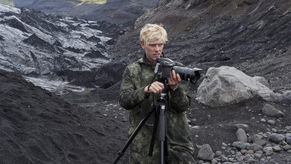 Der schwedische Fotograf Erik Johansson