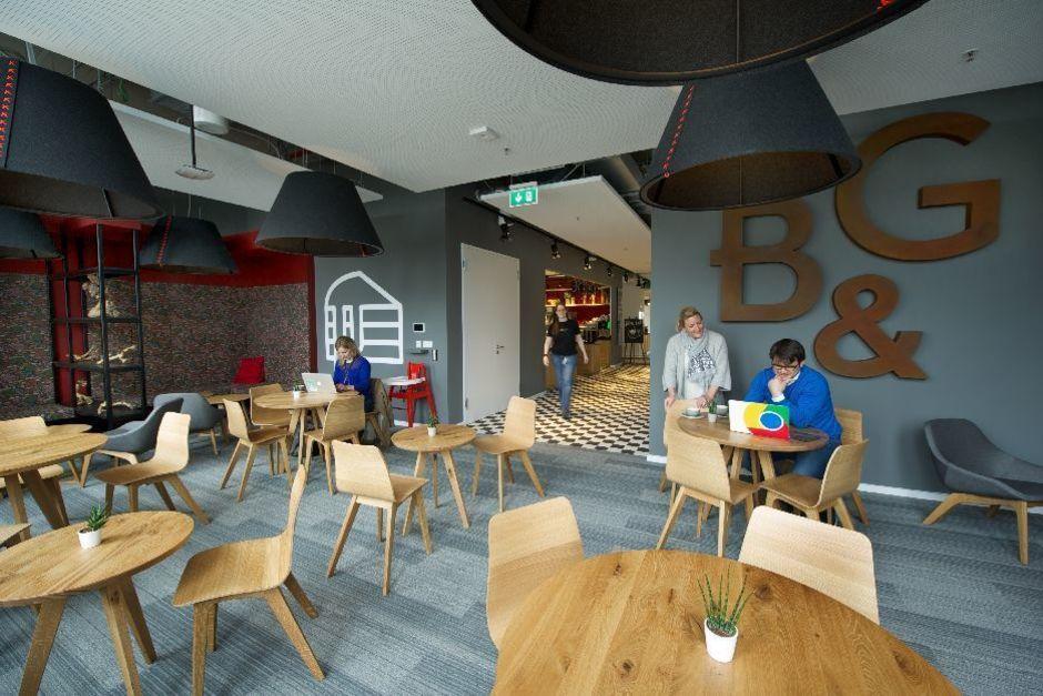 Das Café - Foto: Google
