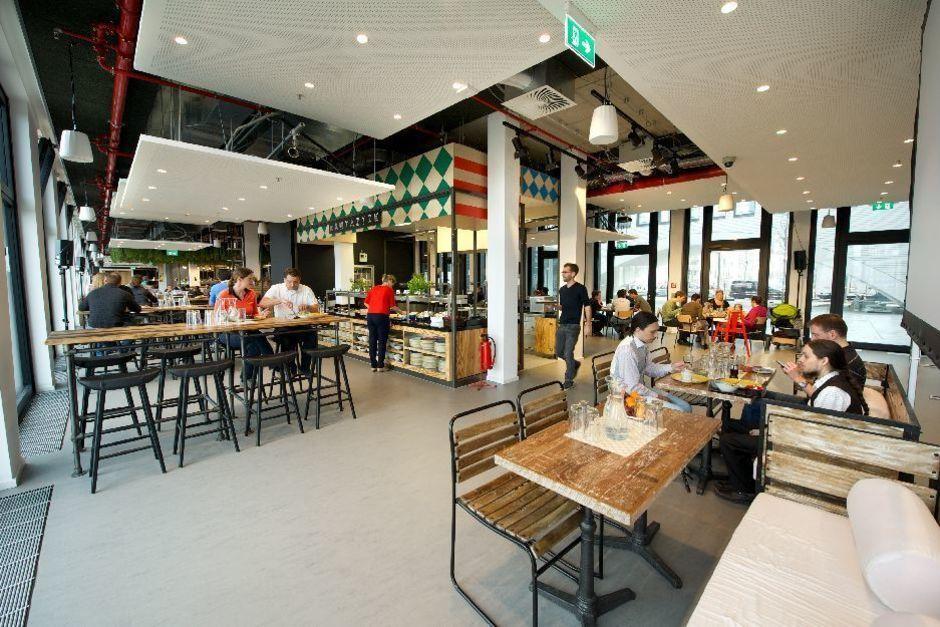 Eins der zwei Restaurants - Foto: Google