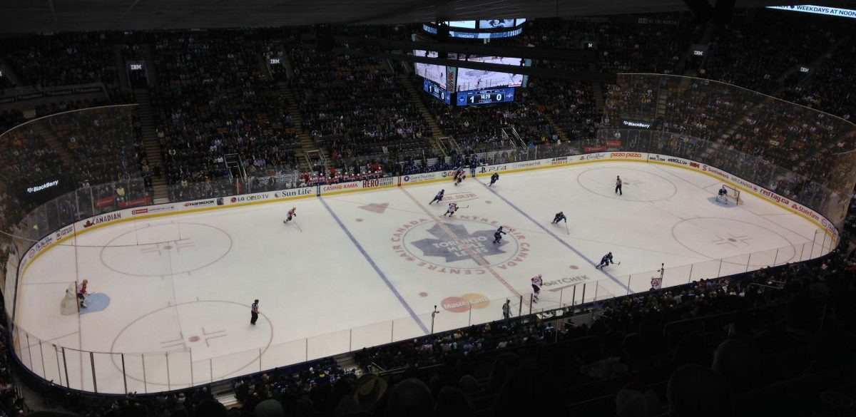 NHL Live mit dem Toronto Maple Leafs (siehe Teil 1)