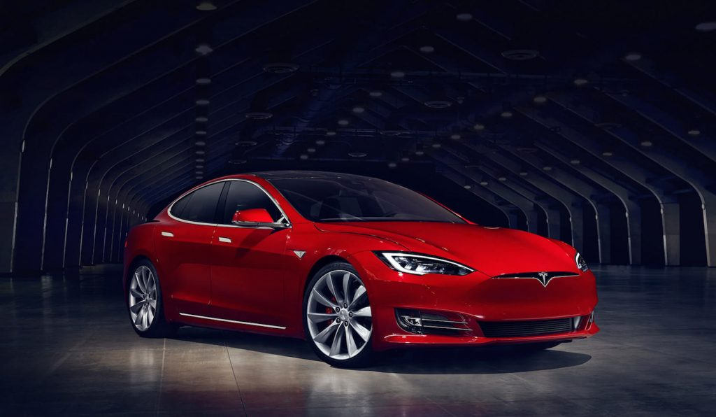 Tesla Model S (2. Generation 2016) - Foto: teslamotors.com