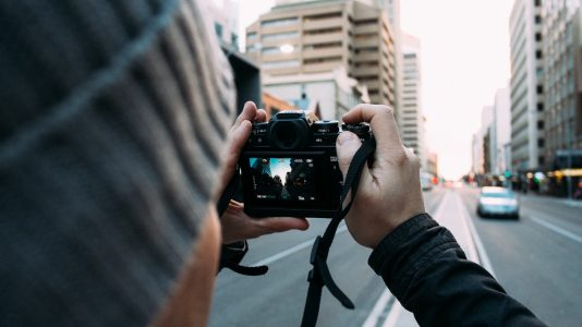 Fotografie für Anfänger