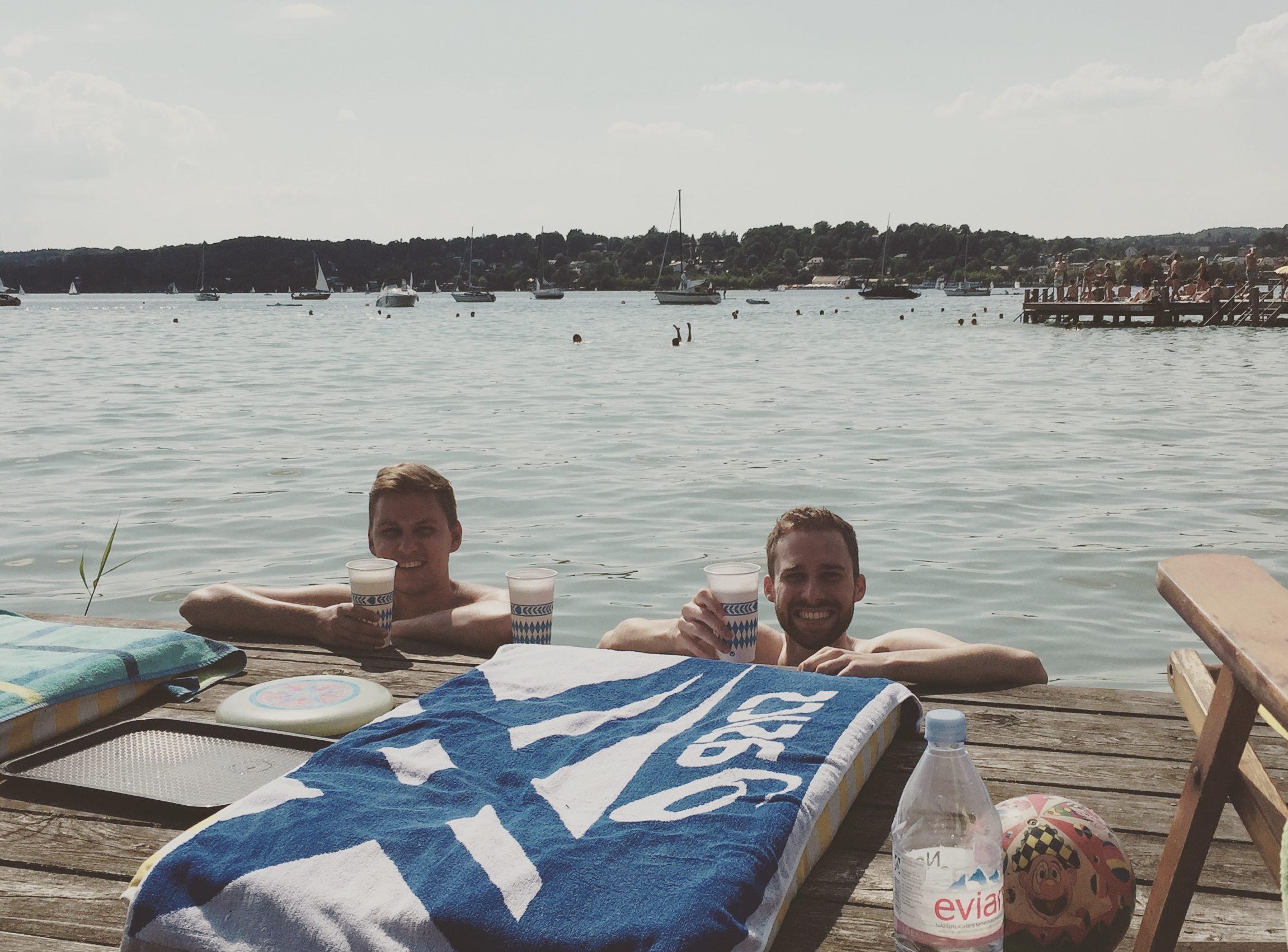 Entspannter Tag am Starnberger See