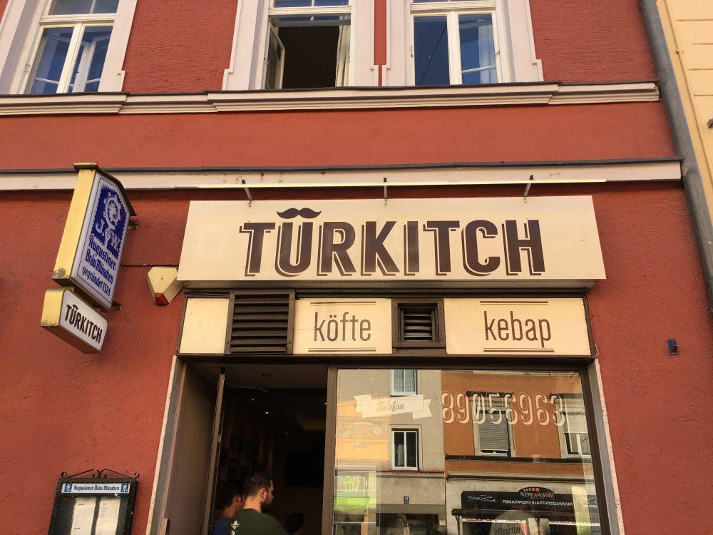 Das Türkitch von Außen