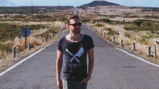 Auf dem Pass nach Rabaçal