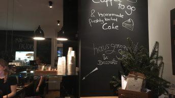 Auch Kaffee-und-Kuchen Liebhaber kommen hier auf ihre Kosten