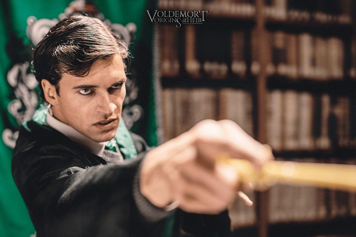 Eine vielversprechende Szene aus dem Voldemort-Film (Copyright Tryangle Films)