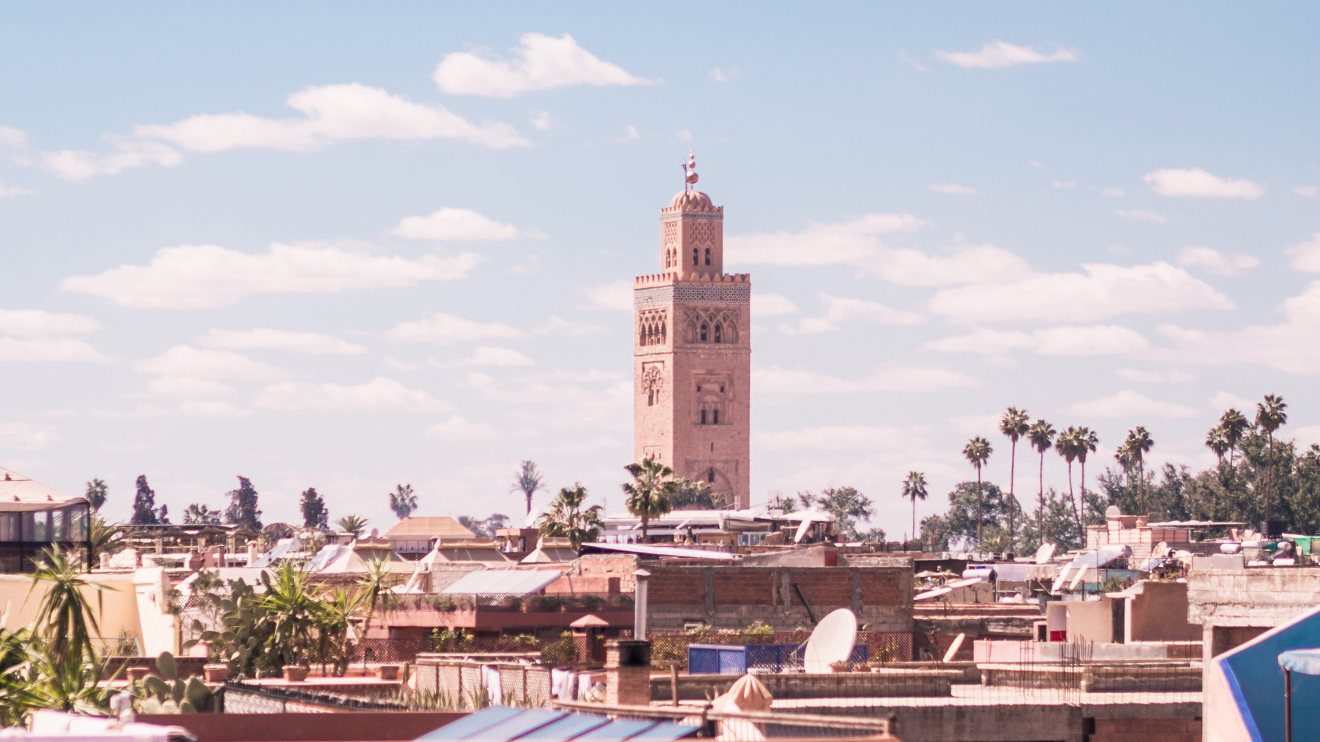 Bunte Fliesen Exotische Gärten Das Perfekte Riad Marrakesch