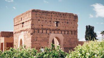 Badii Palast - Marrakesch