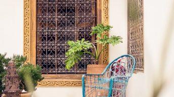 Innenhof im Riad Yamina - Marrakesch